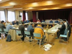 「えりもの緑を守る会」緑化技術部会をオブザーブさせていただきました