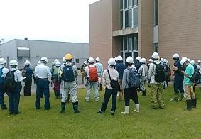 主に東日本の行政・林業・造園関係、約70人