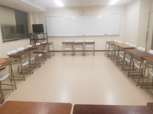 教室before