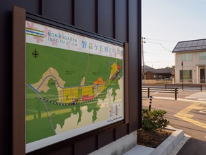野蒜ヶ丘MAP