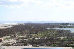 2011年9月5日(津波から半年後)